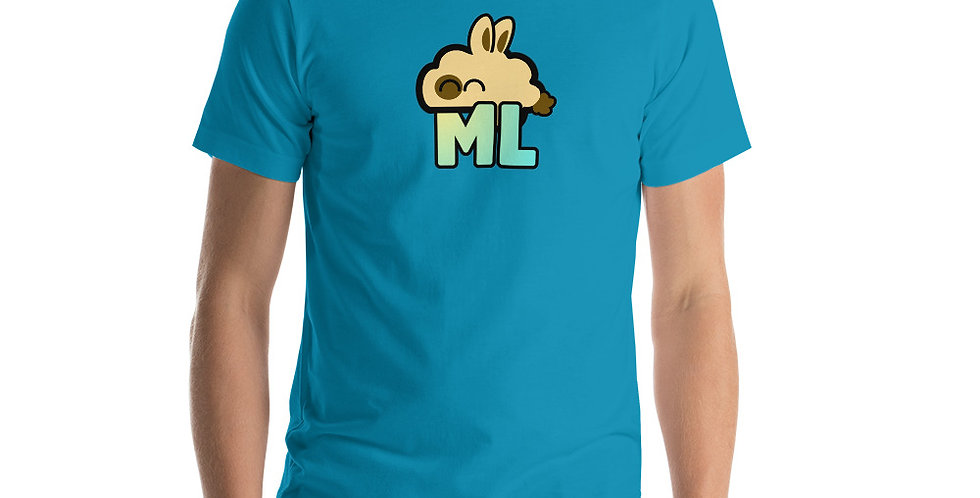 MLBunnyBrain Short-Sleeve Unisex T-Shirt