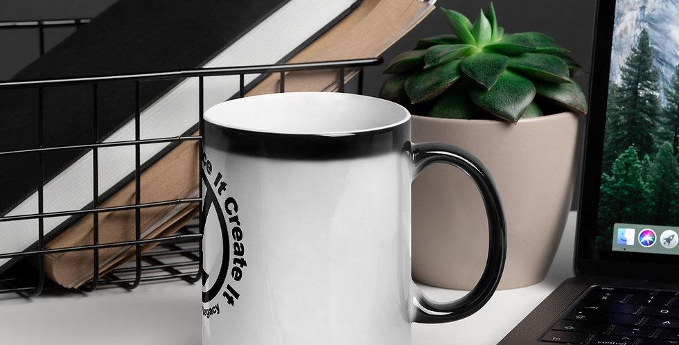 OYL Logo Glossy Magic Mug