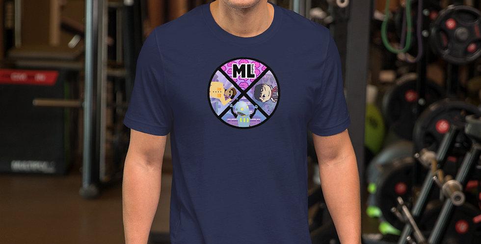 ML Game Roster Short-Sleeve Unisex T-Shirt