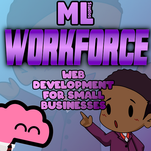 ML: Wix Website Package (Basic)