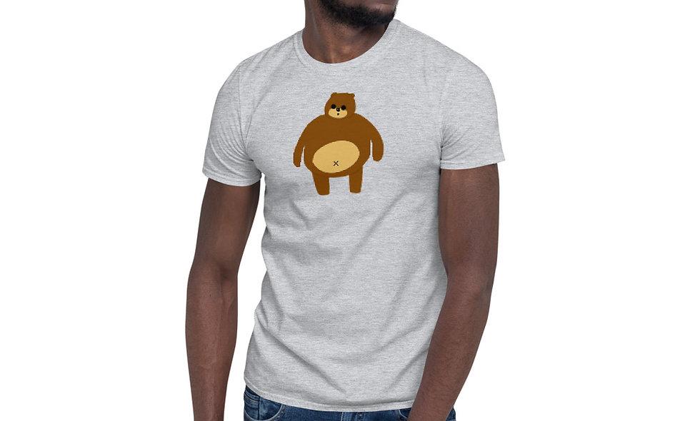 Teddy Short-Sleeve Unisex T-Shirt
