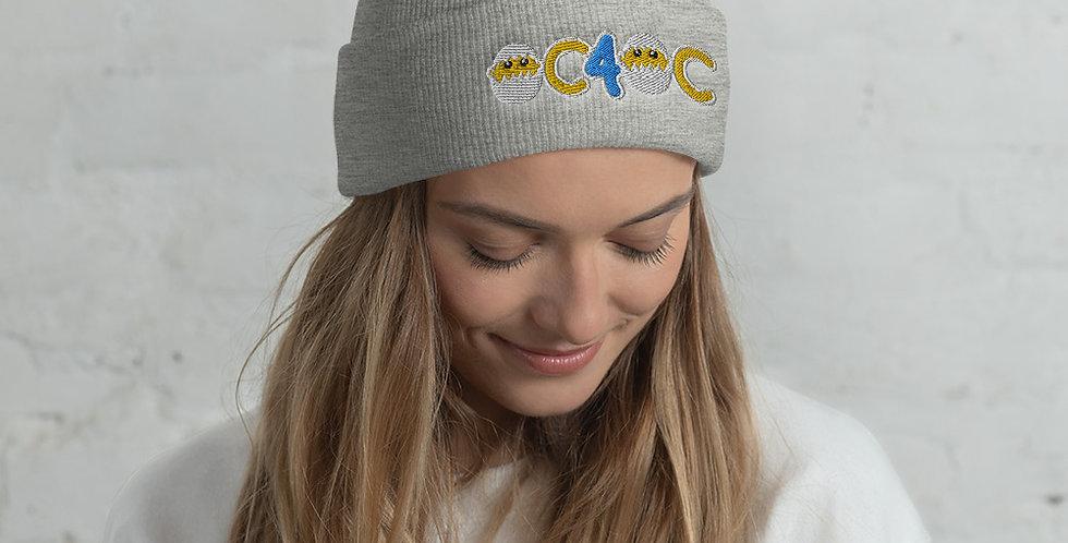 OC4OC Spring Cuffed Beanie