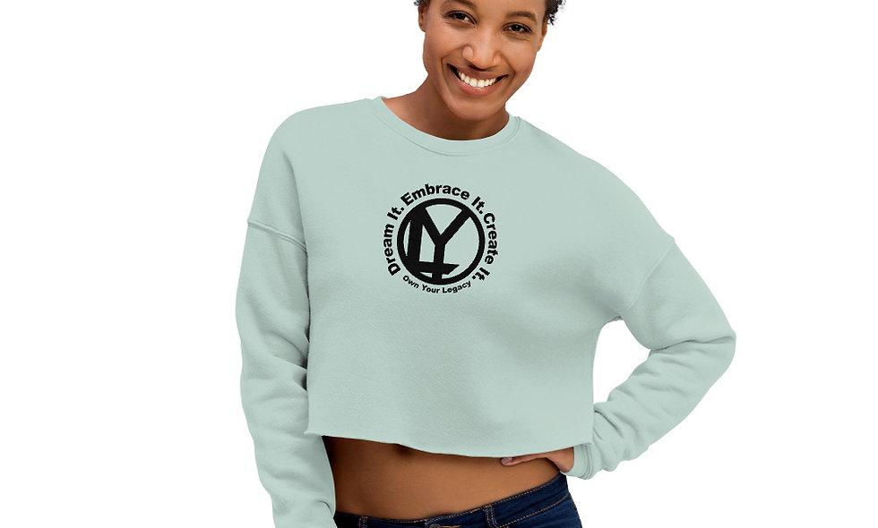 OYL Crop Sweatshirt