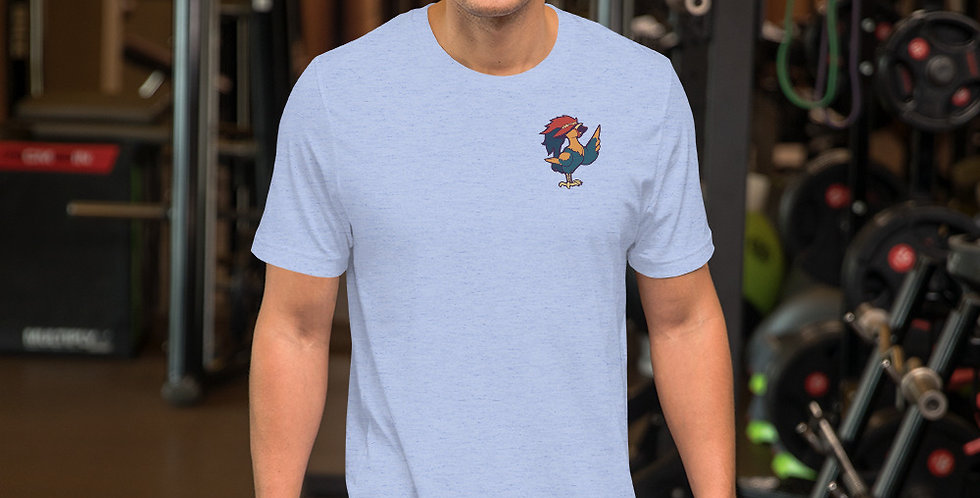 Mythicast Chicken Short-Sleeve Unisex T-Shirt
