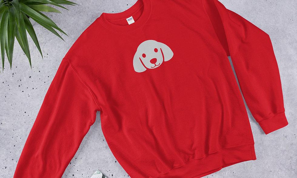 """Puppy Face"" Sweatshirt"