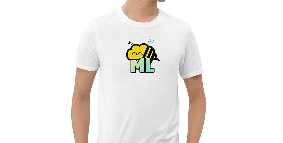 ML Bee Brain Short-Sleeve Unisex T-Shirt