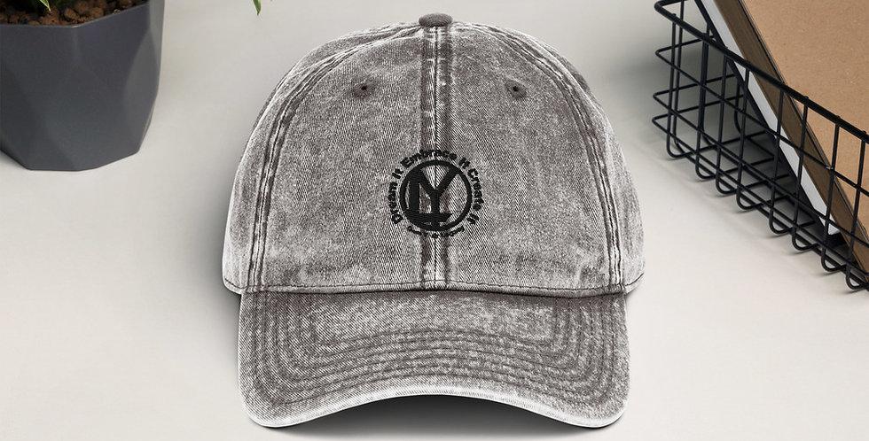 OYL Vintage Cotton Twill Cap