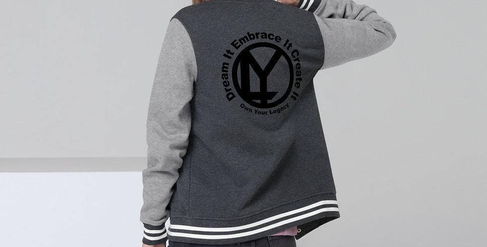 OYL Women's Letterman Jacket
