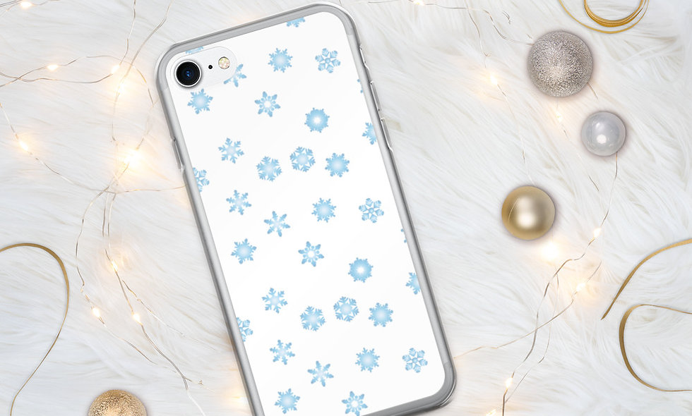 """iPhone """"Snow-Fall"""" Case"""