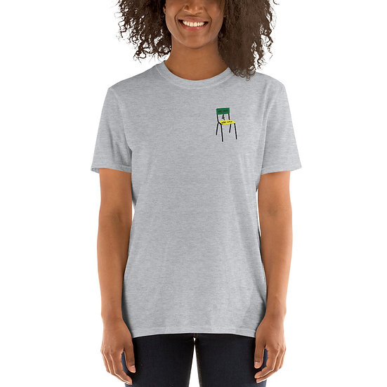 One Chair Short-Sleeve Unisex T-Shirt
