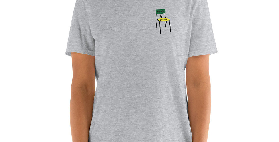 One Chair Short-Sleeve Unisex T-Shirt