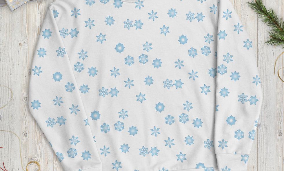 "Unisex OYL ""Snow-Fall"" Sweatshirt"