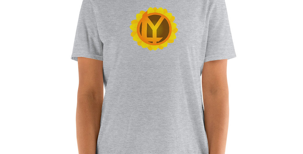 OYL Sunflower Short-Sleeve Unisex T-Shirt
