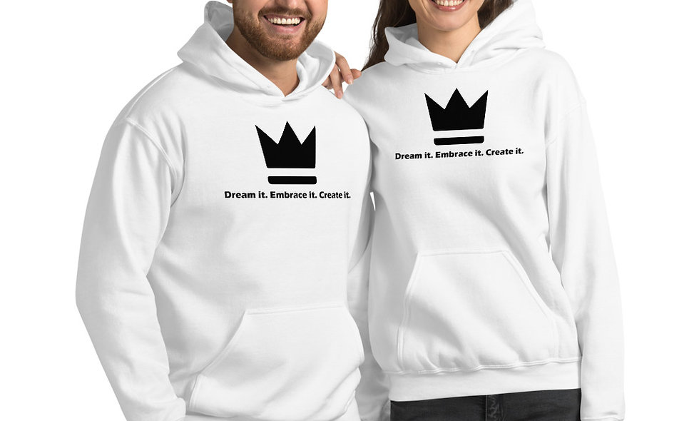 """Unisex """"Royal Legacy"""" Hoodie"""