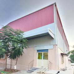 Madhav Badminton Academy Entrance