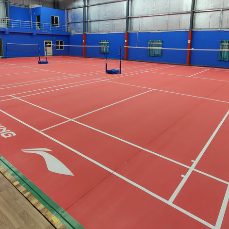 Learn and practice on our professionally built courts and enhance your game