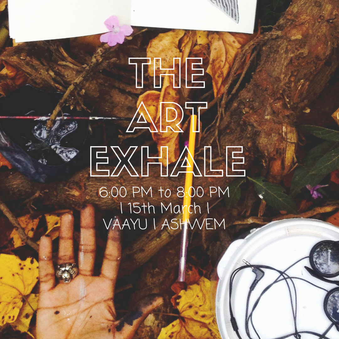 THE ART EXHALE