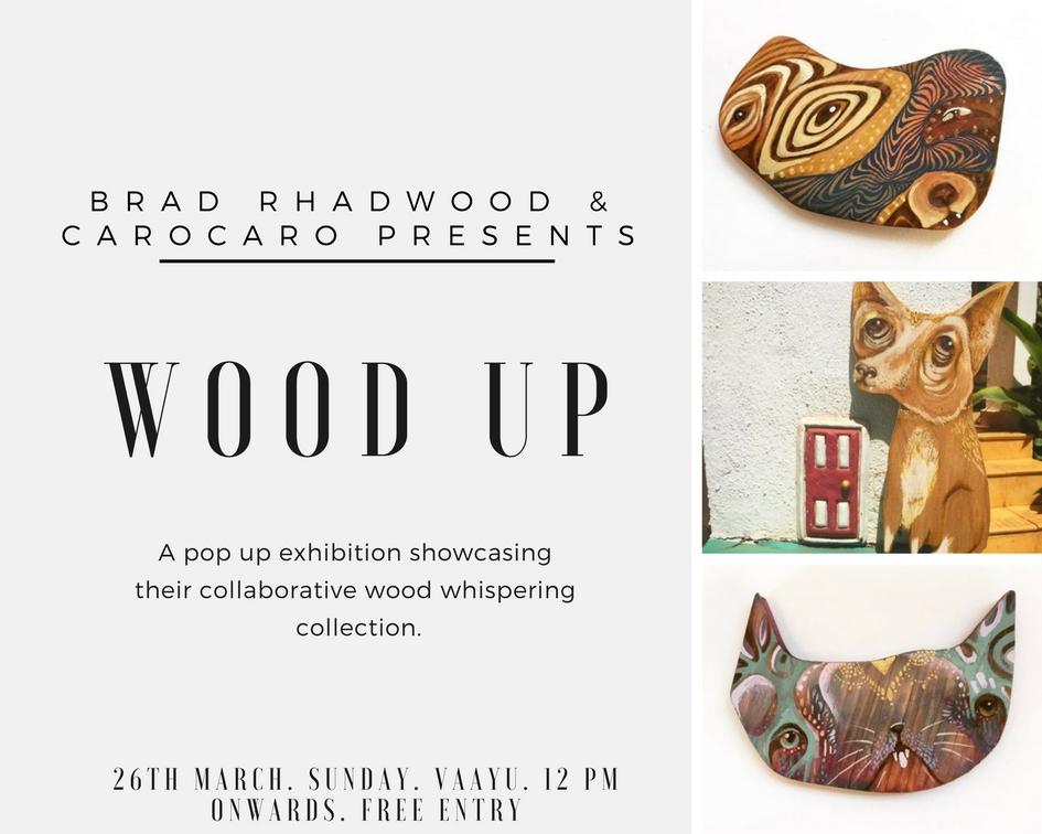Wood up