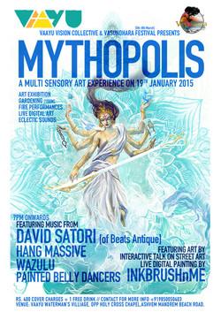 Mythopolis: the Goa Chapter