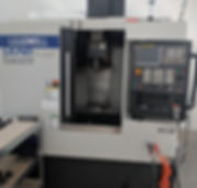 Nerc Precision Engineering Limited Bristol Leadwell CNC V30i Milling