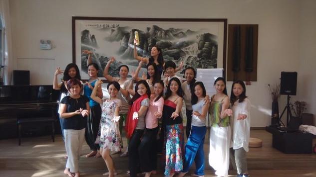 Conscious Dance workshop