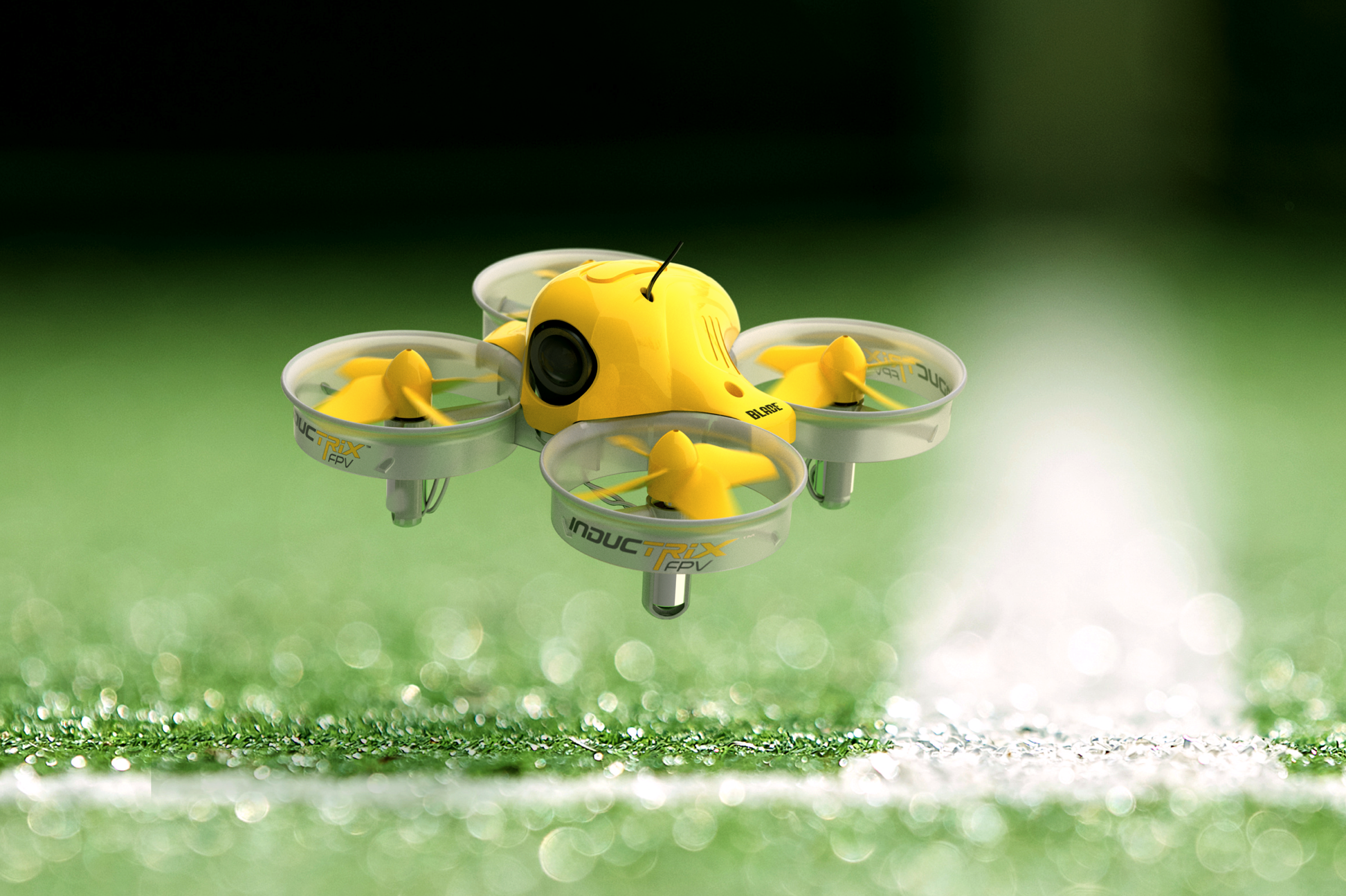 Inductrix Drone CGI