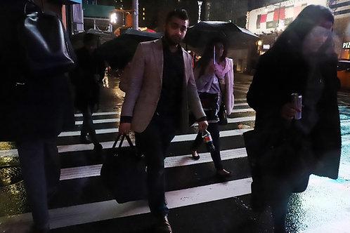 Crosswalk, 42nd Street NYC
