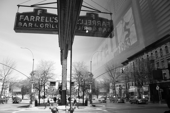 Farrell's Reflection, Brooklyn