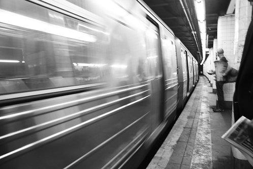 F Train, NYC