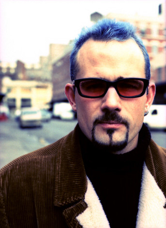 Author Mark Danielewski