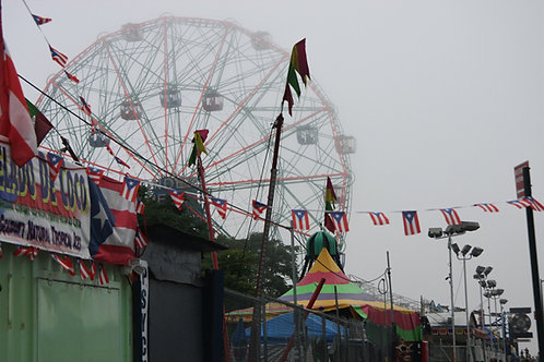 Wonder Wheel - Coney Island