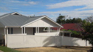 Classic Byron Beach House Renovation