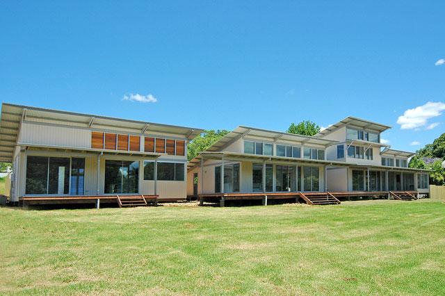 Ewingsdale house