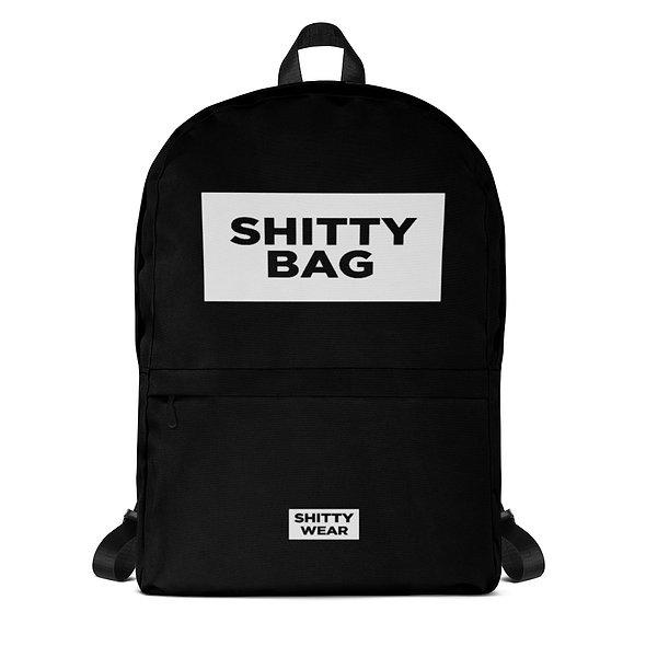 Shitty Backpack (Black)