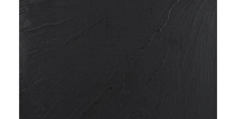 Porcelanato Pizarra mate Negro 1.44 m2