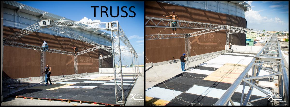 www.Xproevents.com - Estructuras & Techos Truss (Sambil)