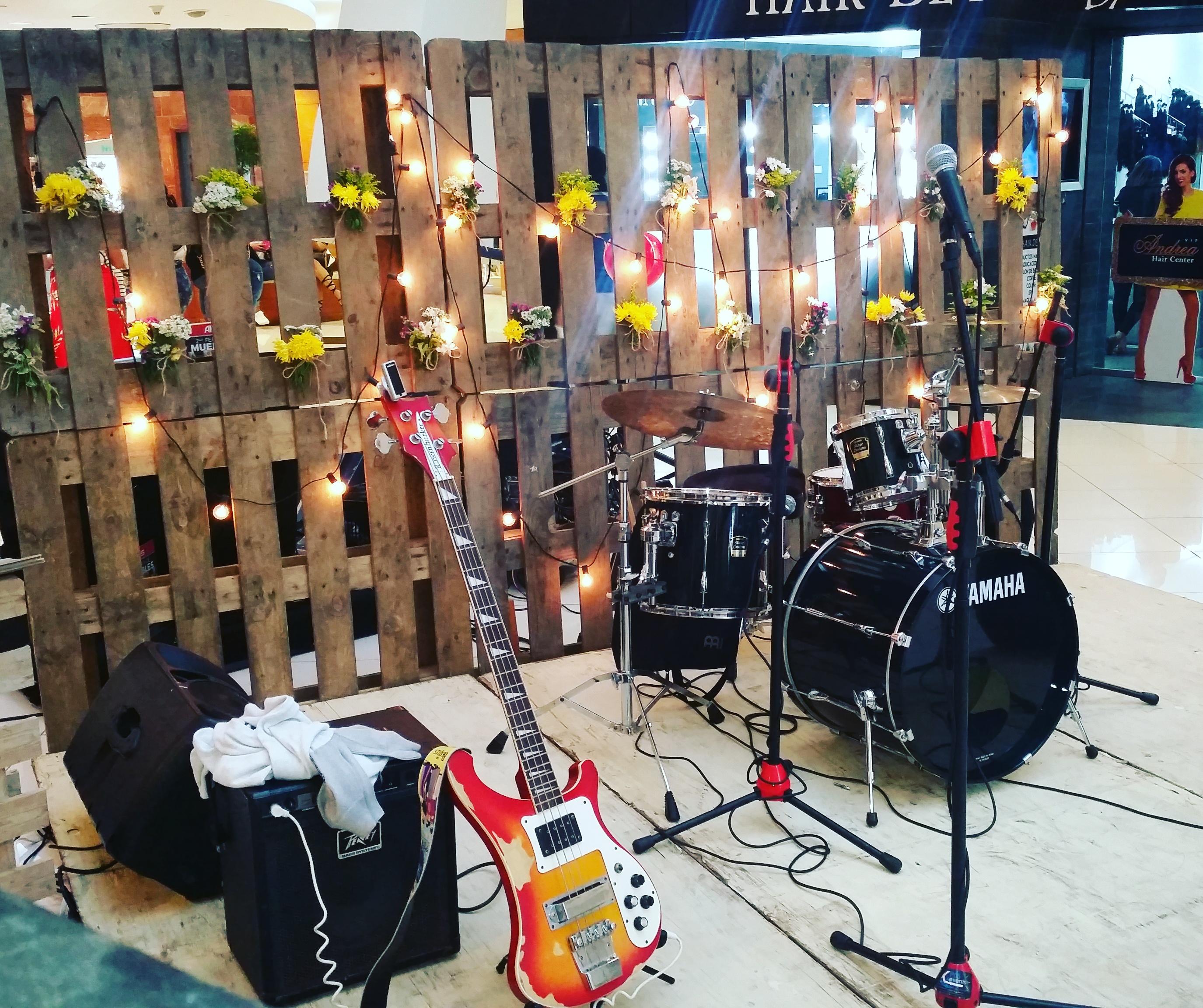 www.xproevents.com - Backline para grupos musicales