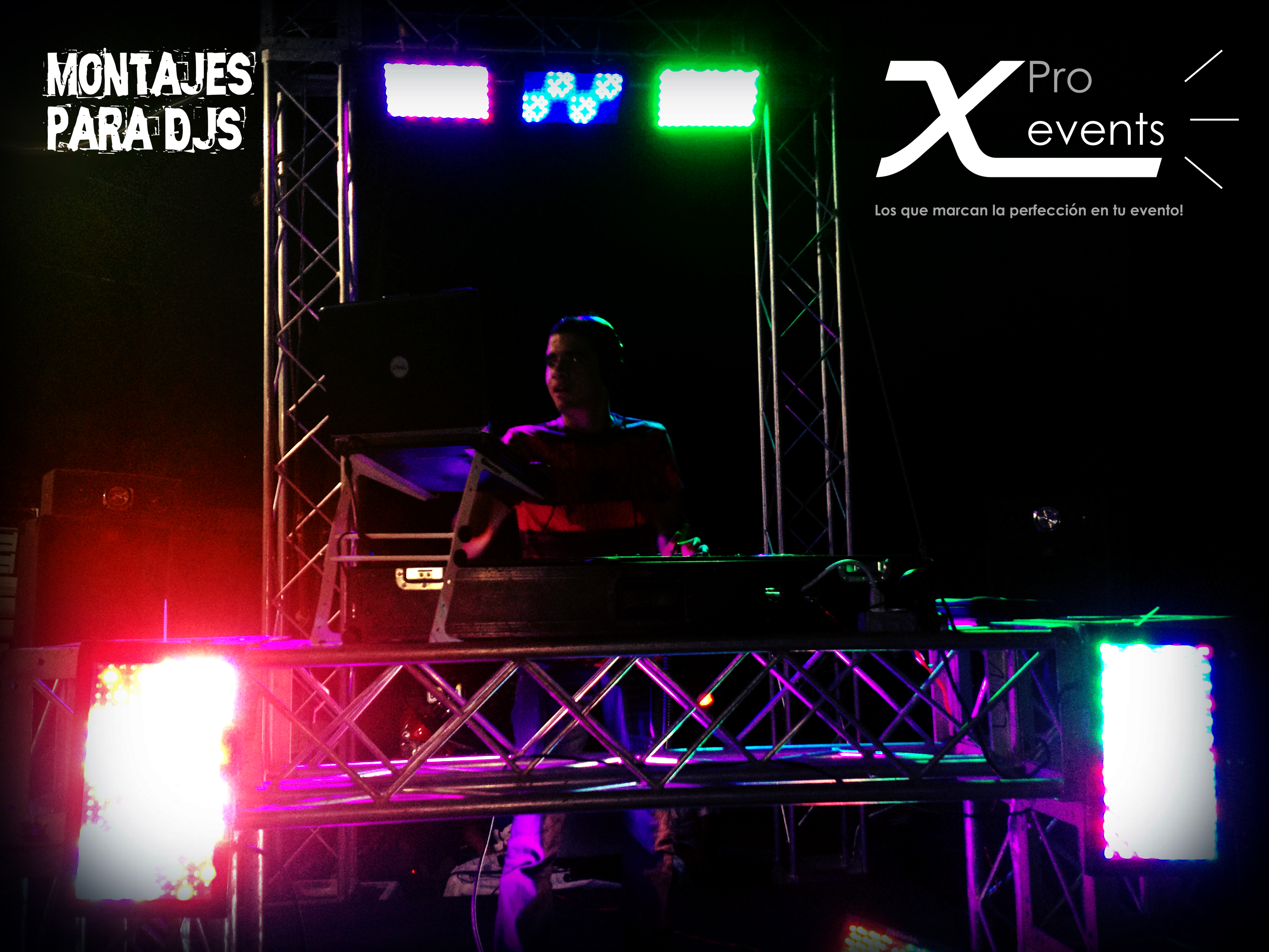 X Pro events  - 809-846-3784 - Escenarios para Djs - Montecristi.JPG