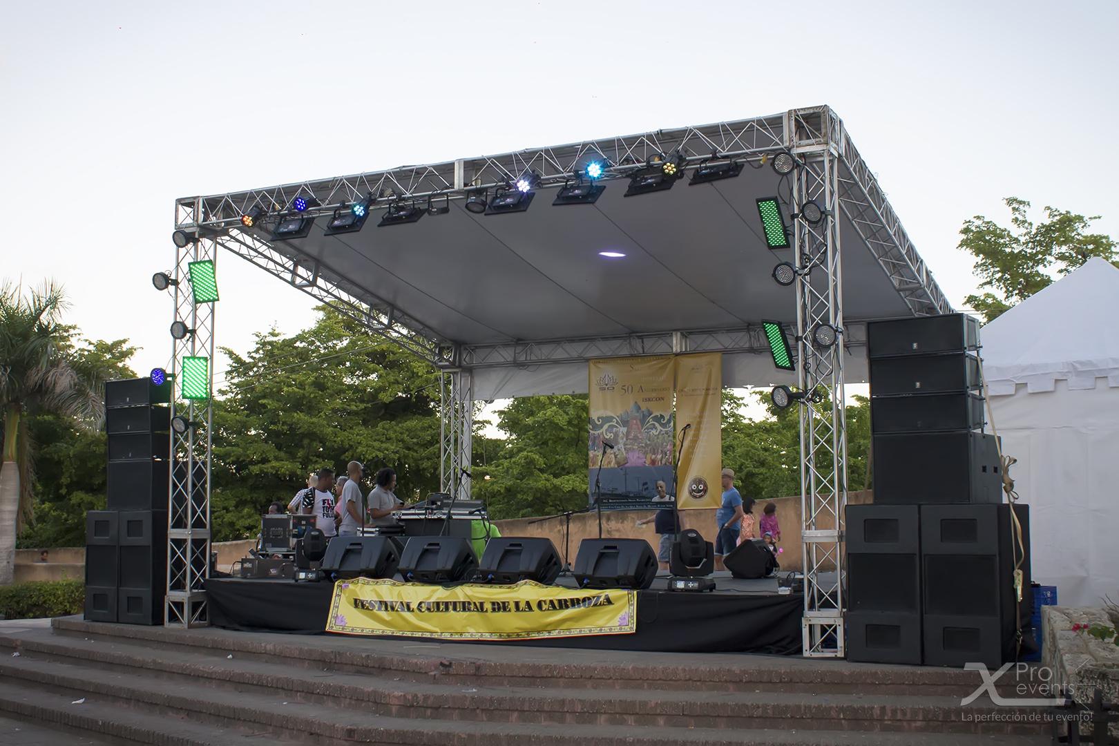 X Pro events - Montajes completos para conciertos (1)
