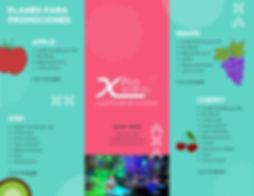 Planes para promociones escolares - X Pro events - Lanzamientos