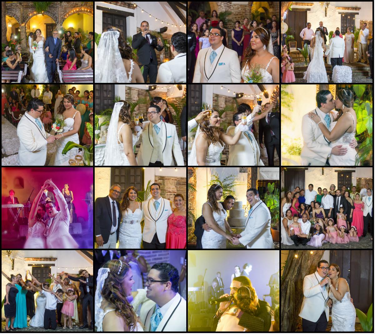 www.Xproevents.com - Boda Danilo & Carla (Zona Colonial)