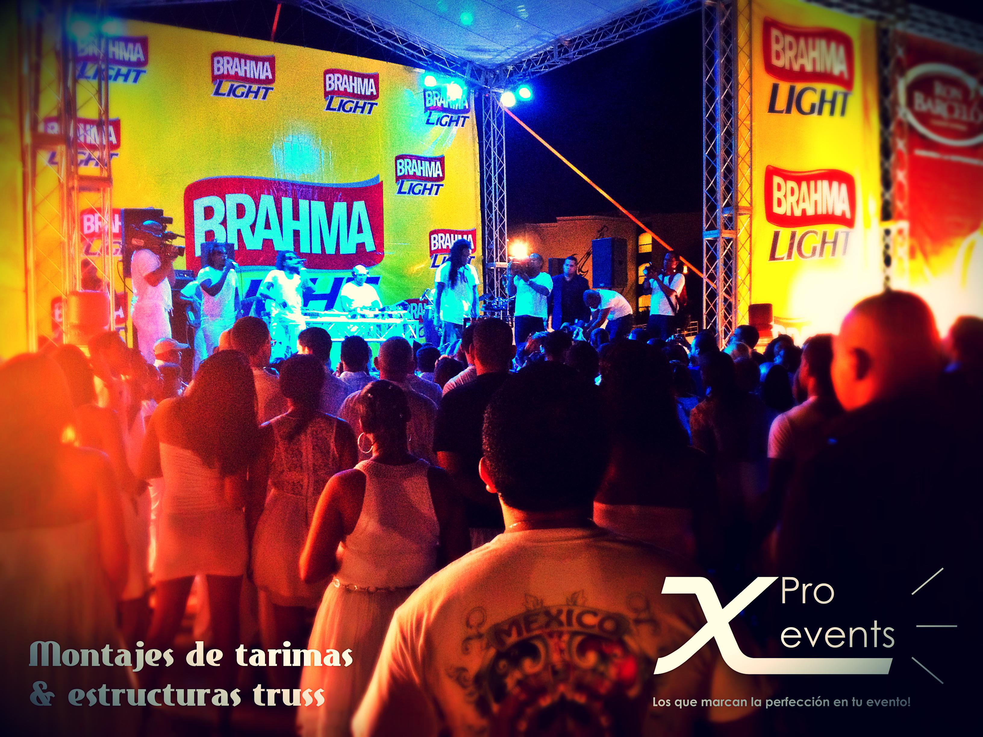 X Pro events  - 809-846-3784 - Montajes para conciertos.JPG