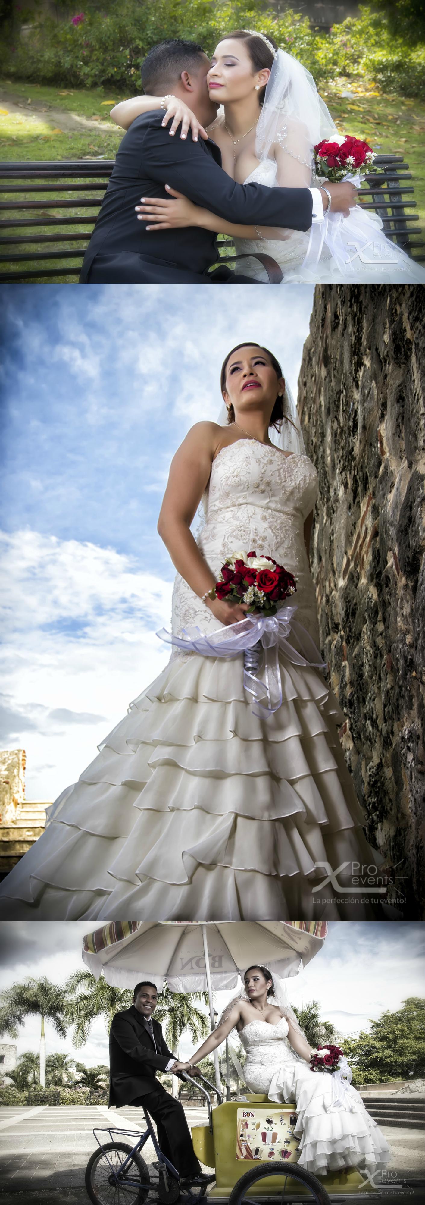 www.Xproevents.com - Sesion fotografica de boda Robinson & Nelly