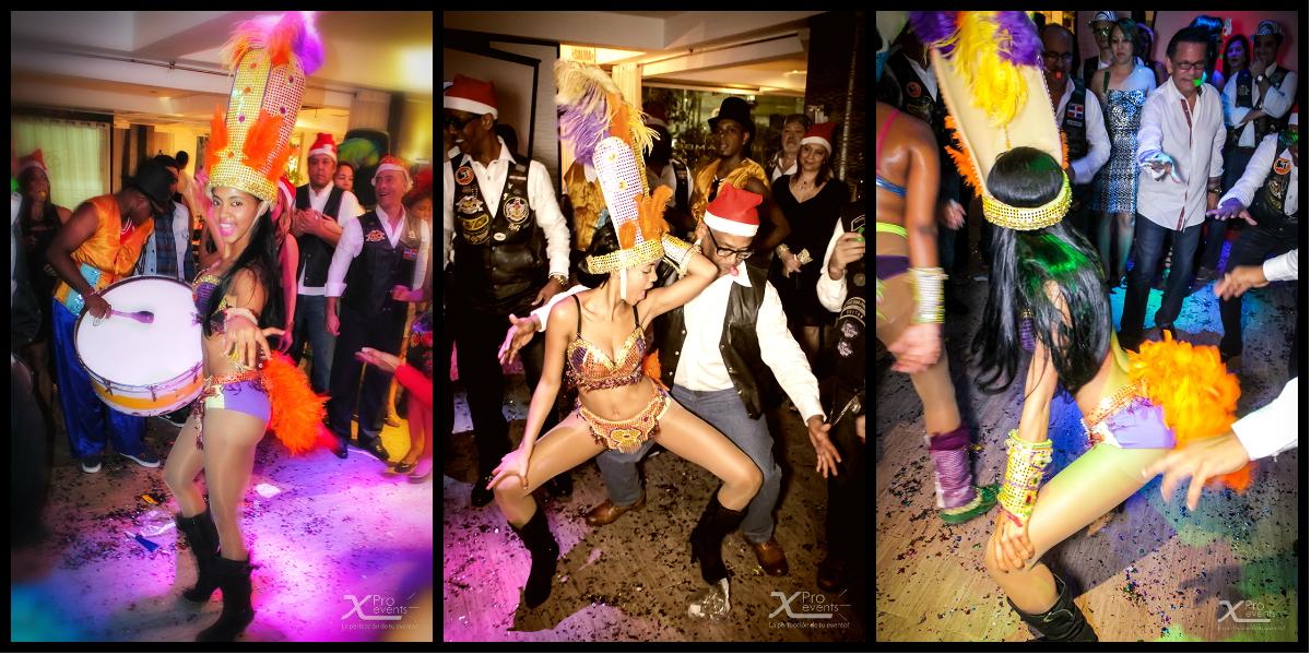 X Pro events - Fiesta HOK Dominicano 2014_12_05 (Hora loca bailarina de Samba).j
