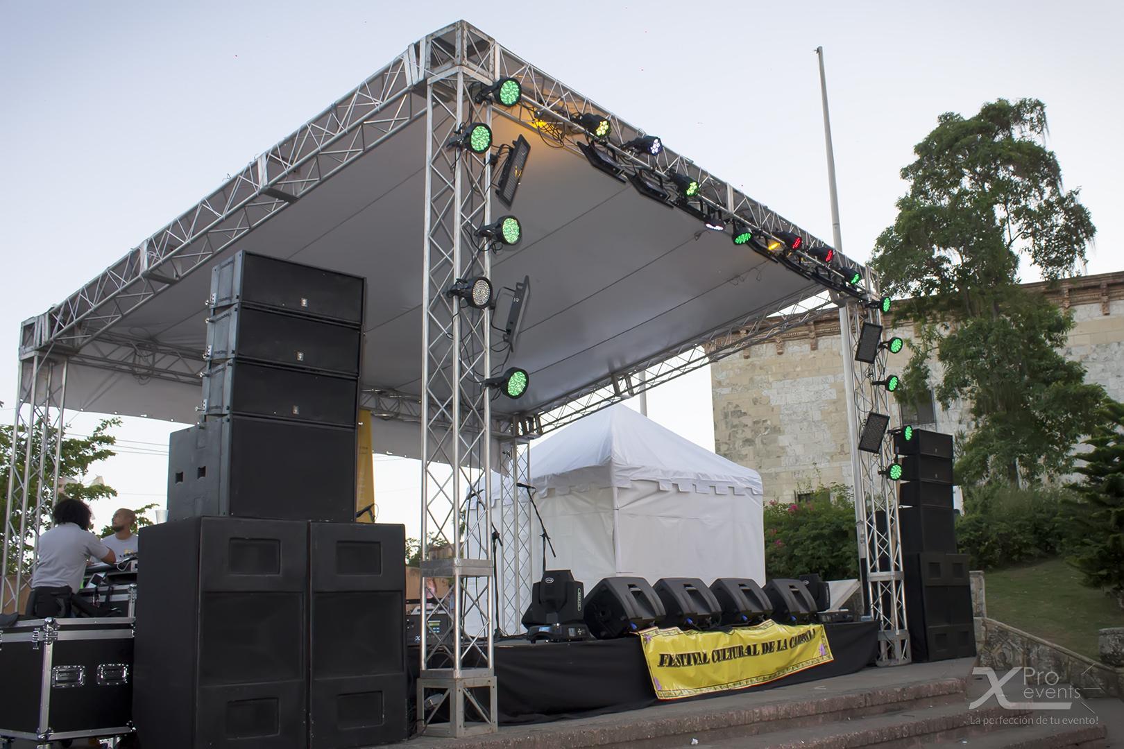 X Pro events - Montajes completos para conciertos (2)
