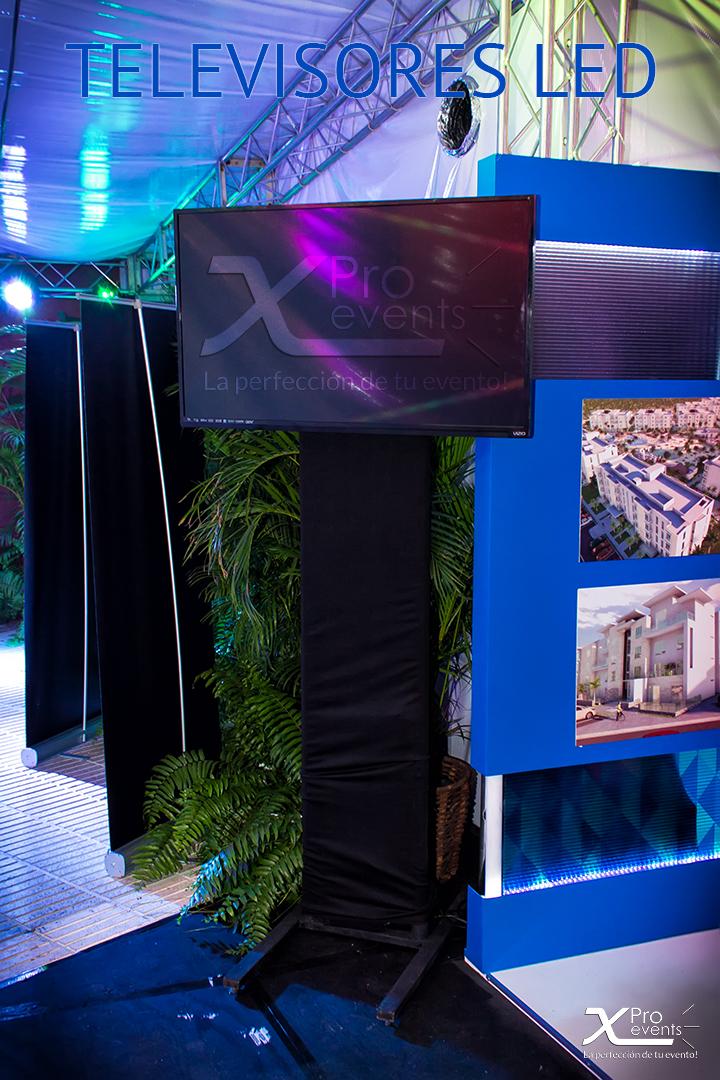 www.Xproevents.com - Pantallas planas televisores para eventos