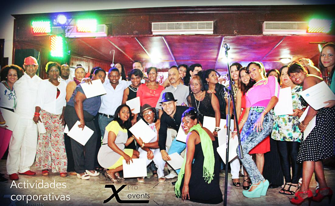 X Pro events  - 809-846-3784 - Profesionales expertos en actividades corporativa