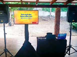 www.Xproevents - Montaje de Karaoke con