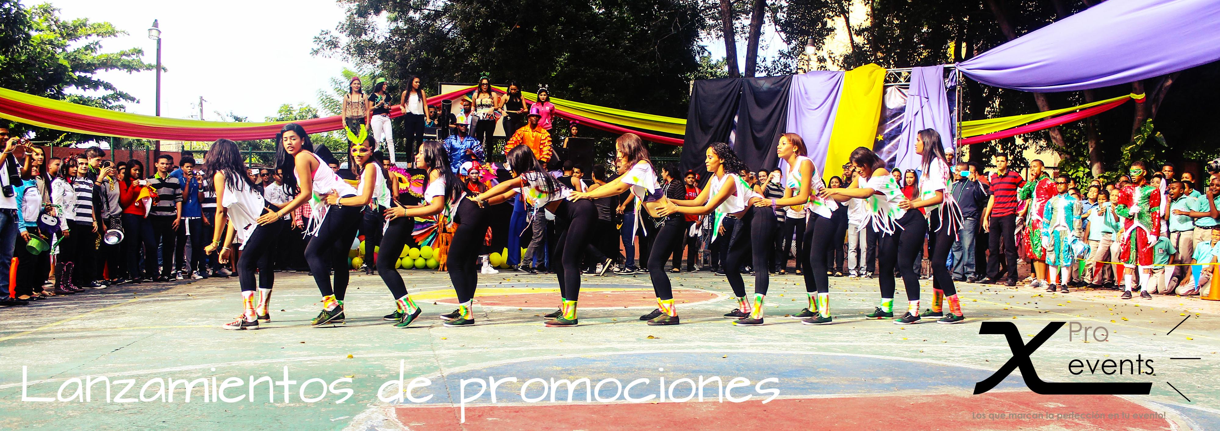 X Pro events  - 809-846-3784 - Experiencia con los principales colegios nacional