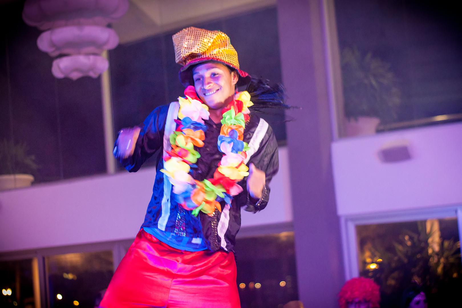 X Pro events - Zanco bailando en Boda Club Nautico [Hora loca]